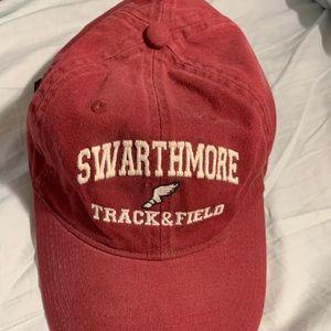 Swarthmore College Track & Field Hat